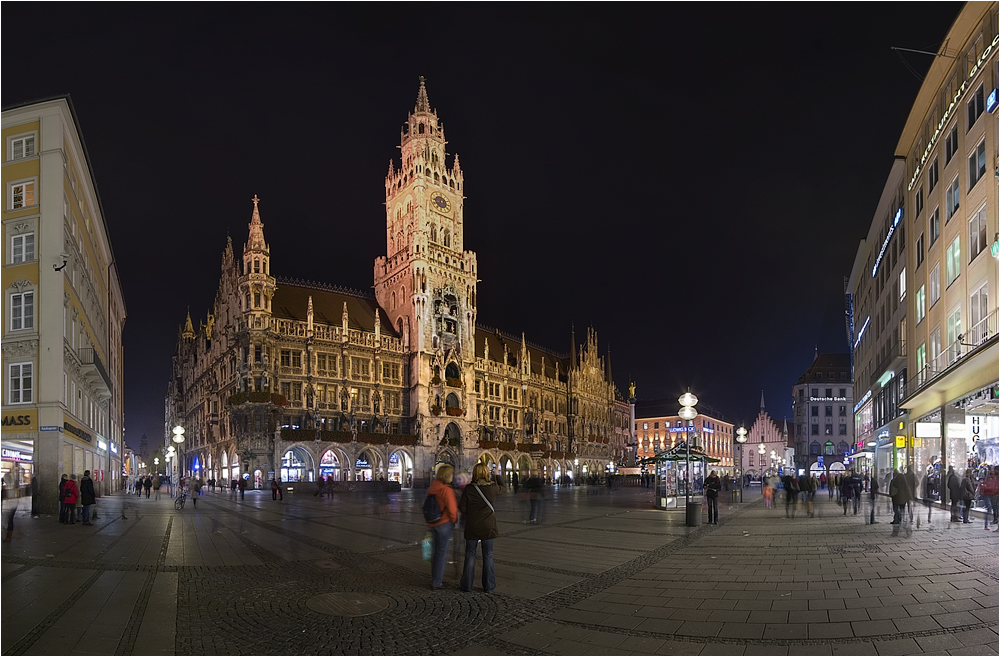 München 09 Marienplatz