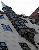 München - alter Hof-Erker . . .