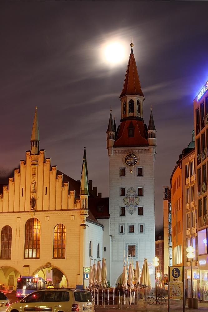 München- altes Rathaus