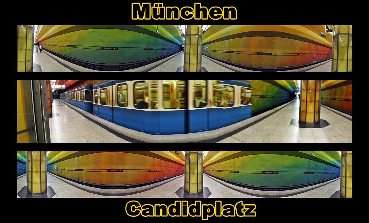 München Cadidplatz