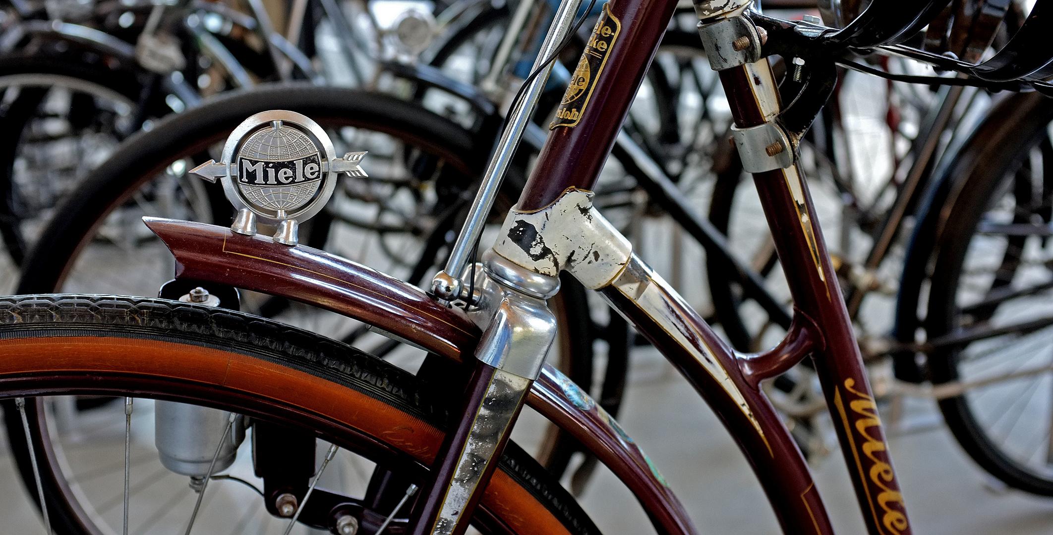 m nchen deutsches museum fahrrad von miele foto bild m nchen fahrrad verkehr bilder. Black Bedroom Furniture Sets. Home Design Ideas