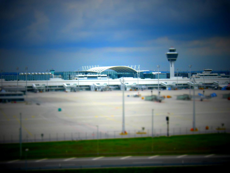 München Flughafen