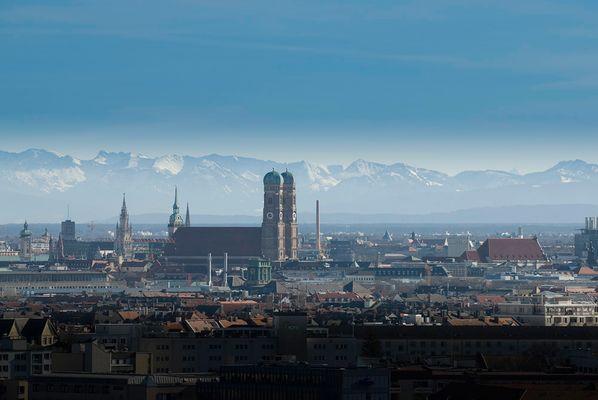München -- Föhn