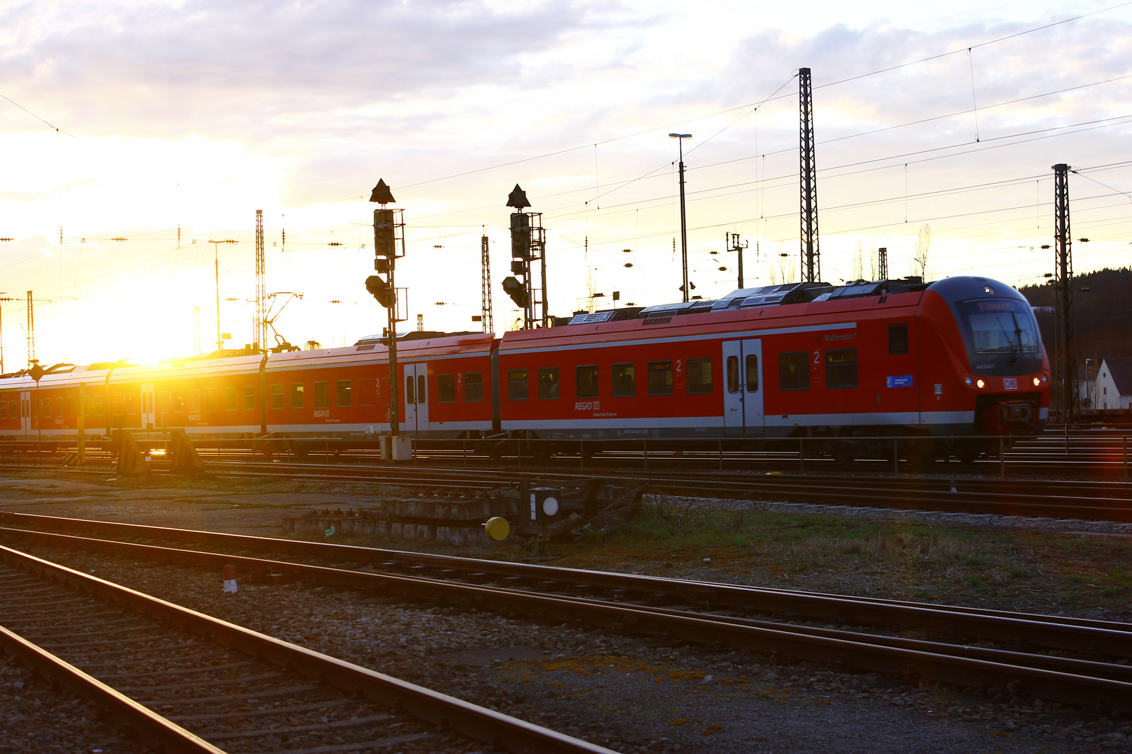 München Hbf -> Passau Hbf