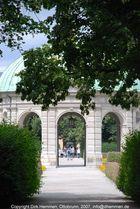 München - Hofgarten - Dianatempel