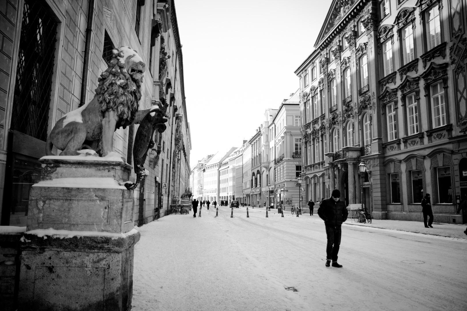 München im Februar 2012
