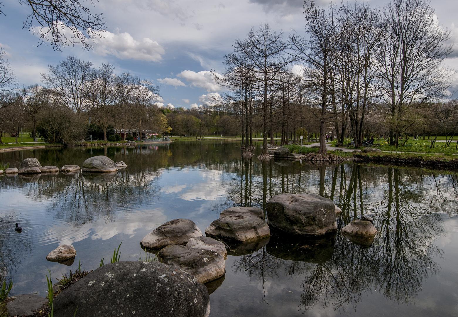 München, im Westpark