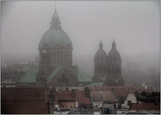 München leuchtet nicht immer.