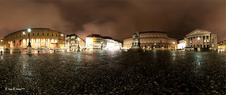 München, Max-Joseph-Platz