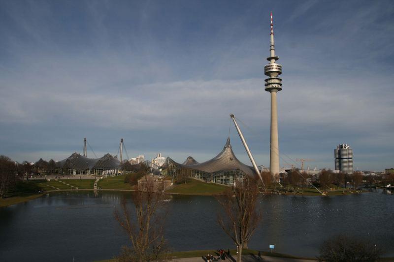 München - Olympiapark (I)