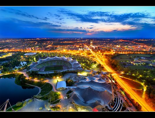 München - Olympiastadion