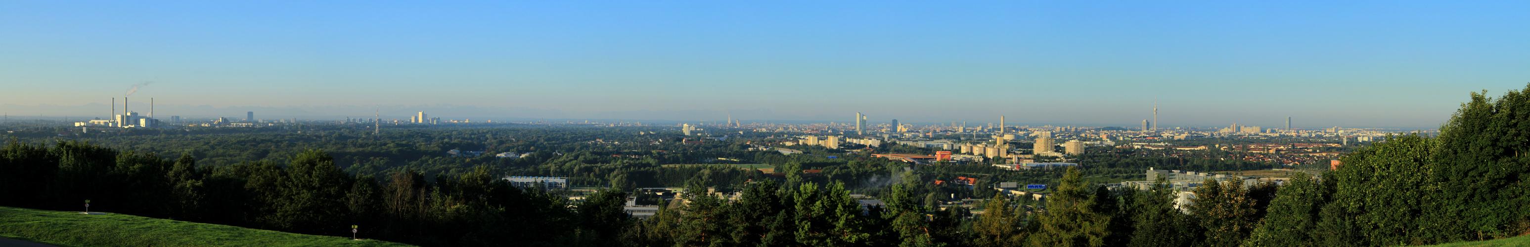 München Panorama #2