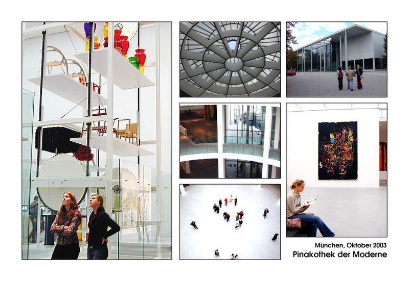 München: Pinakothek der Moderne