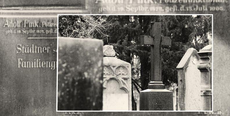 München Südfriedhof #1