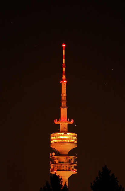 München Tv-Turm 2008