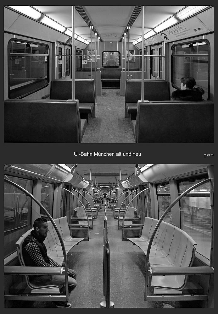 München U-Bahn inside VI