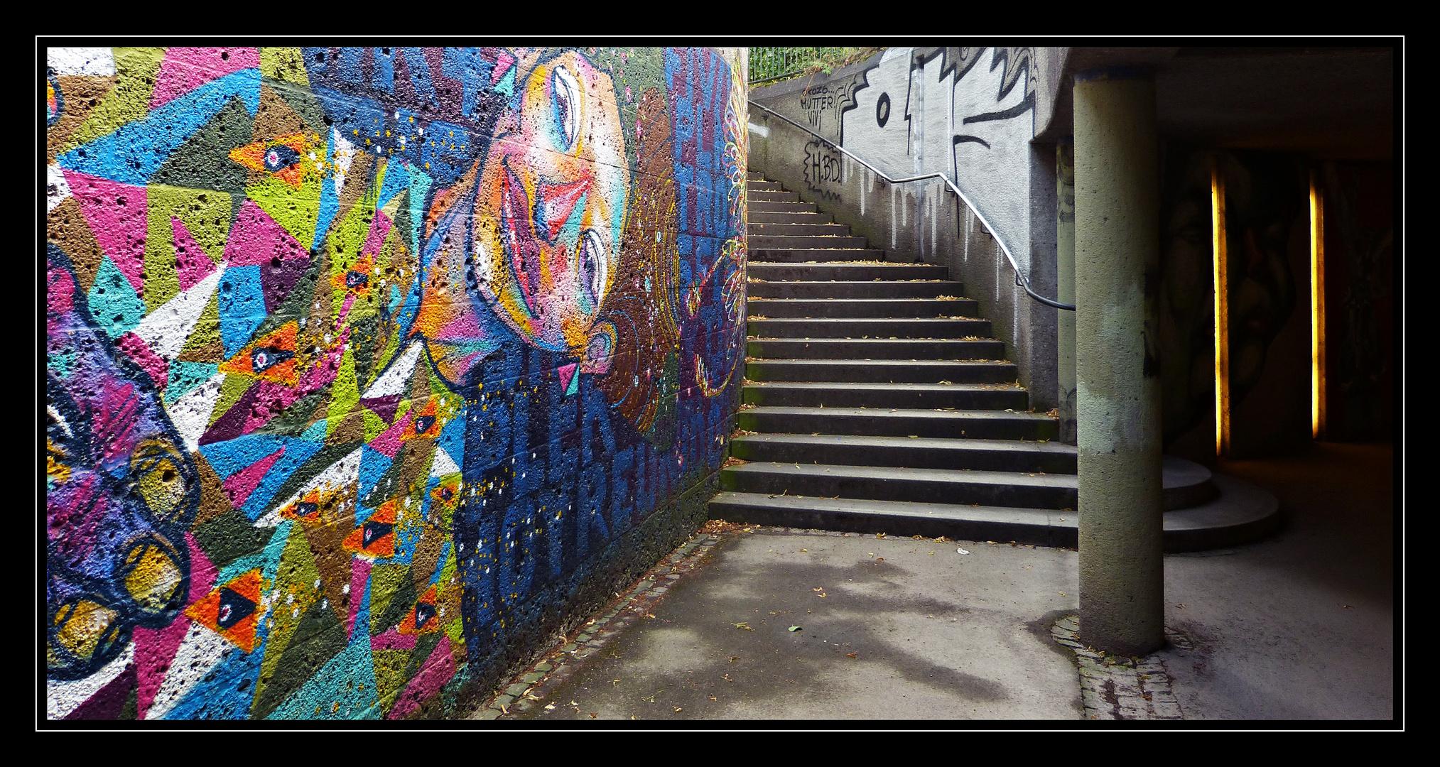 München - unter dem Friedensengel (2)