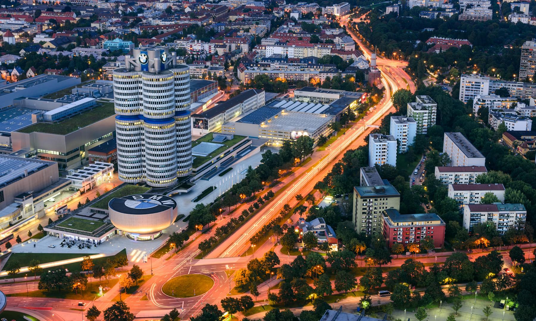 München von oben 2