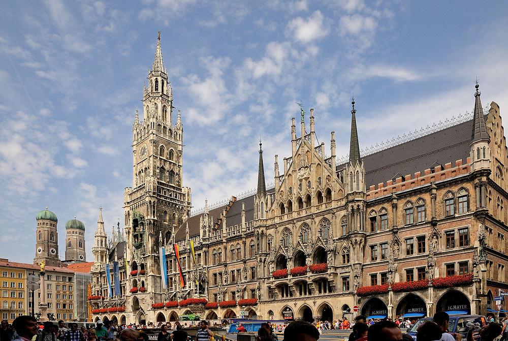 München war eine Reise wert, danke für eure Anmerkungen. Hoffe es hat euch gefallen.