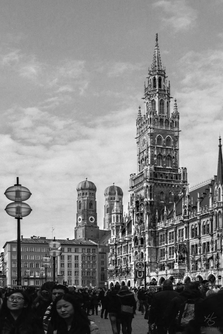 München wias is...