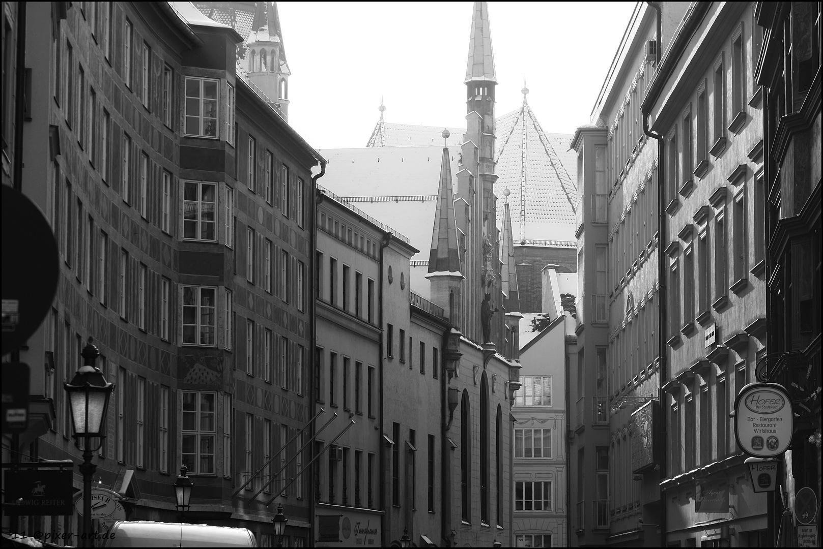 Münchener Altstadt