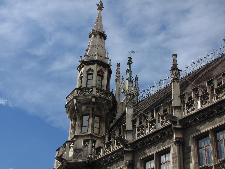 Münchener Rathaus 3