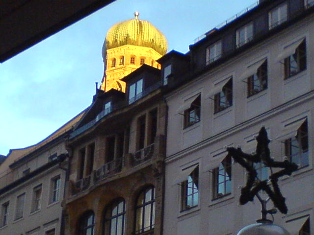 Münchens Frauenkirche