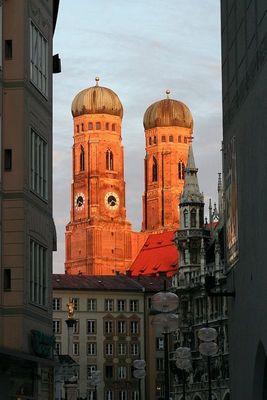 Münchens Wahrzeichen