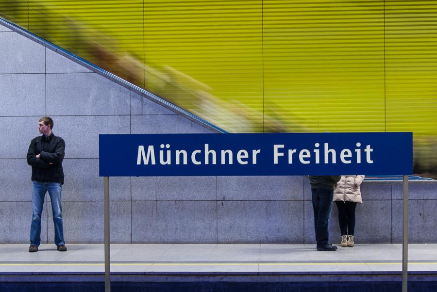 Münchner Freiheit 1