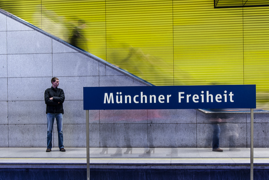 Münchner Freiheit 2