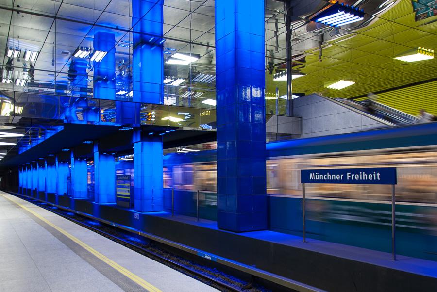 Münchner Freiheit 3