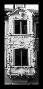 Münchner Hausfassade