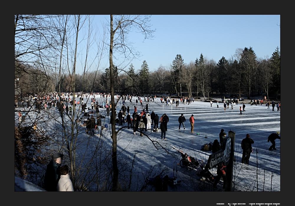 Münchner Wintersport (II)