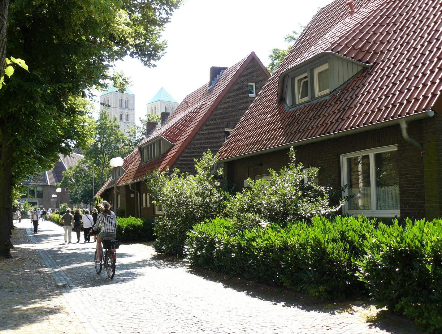 Münster - alltags