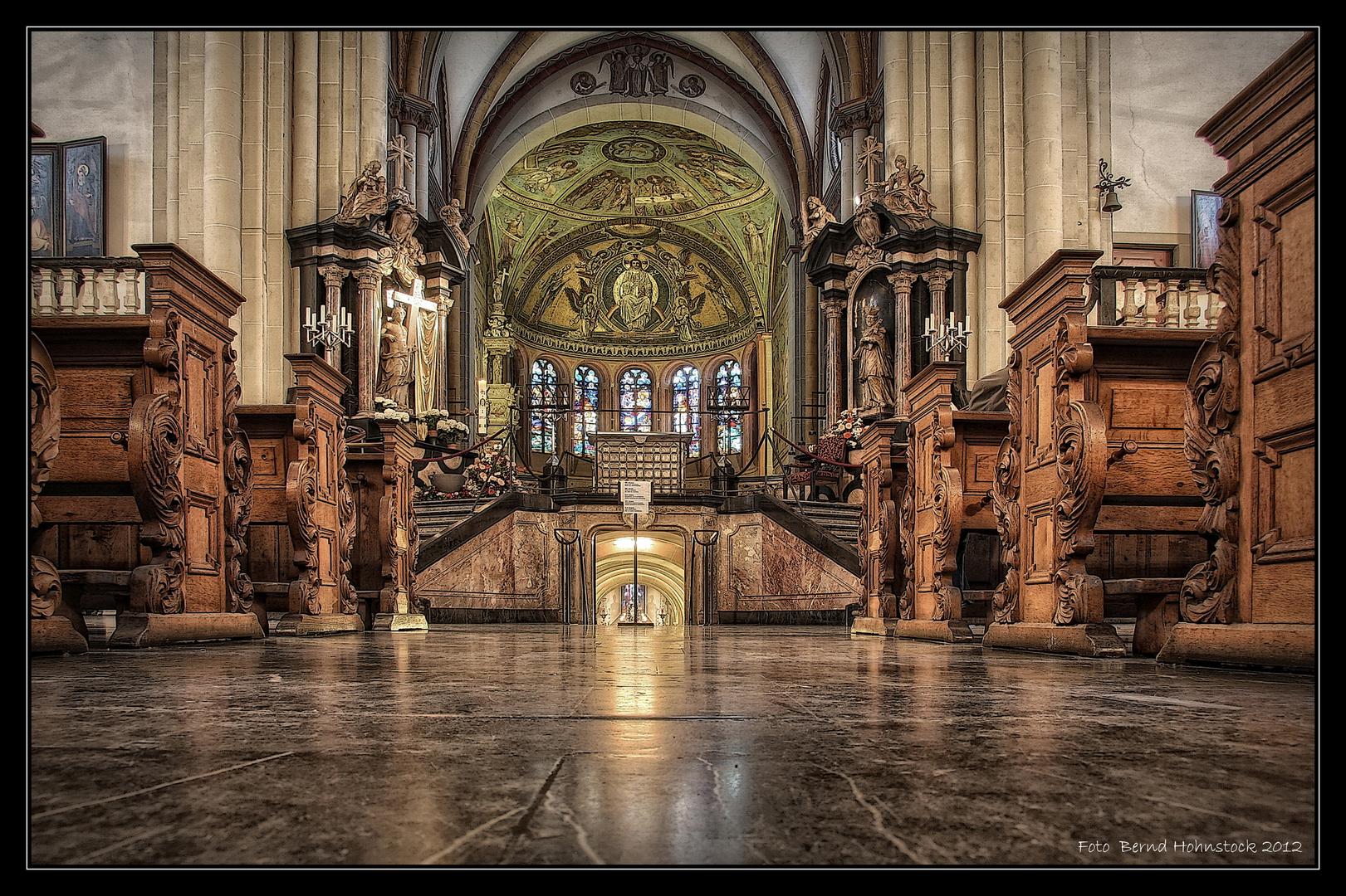 Münster Bonn ....