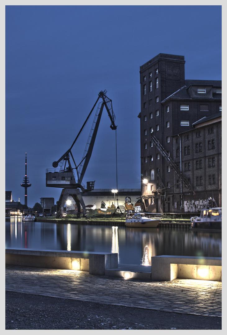 Münster Hafen 4