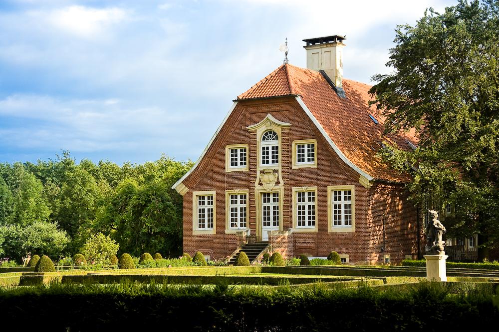 Münster - Haus Rüschhaus