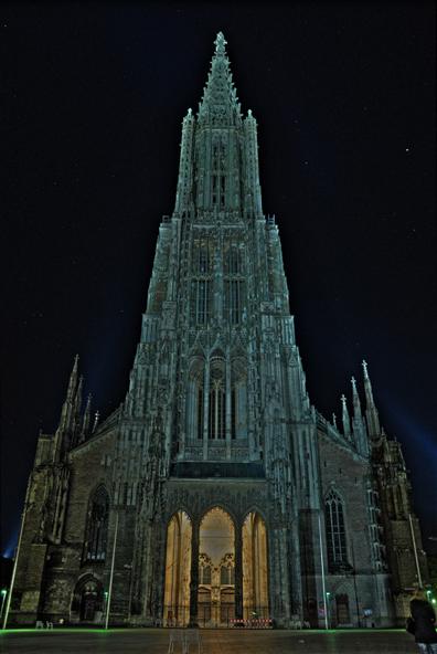 Münster HDR Test