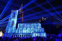 Münster in Blau