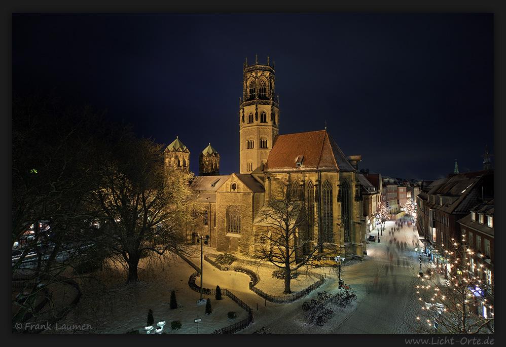 Münster Ludgerikirche
