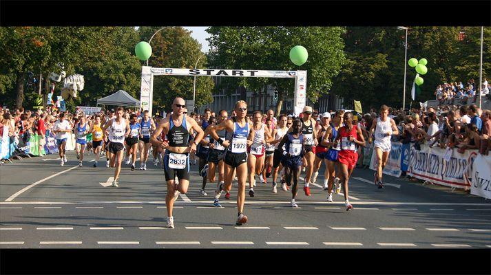 Münster Marathon 2004