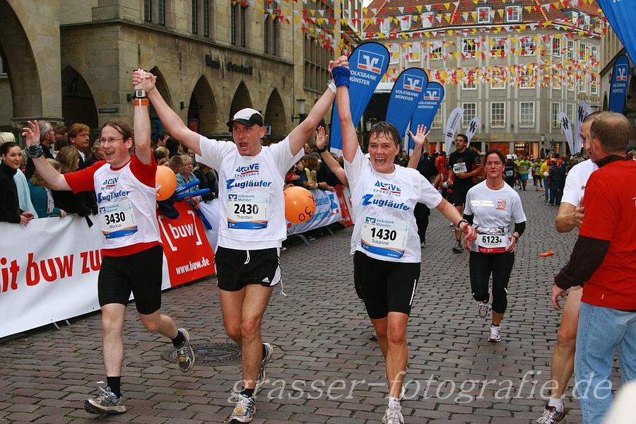 Münster-Marathon III