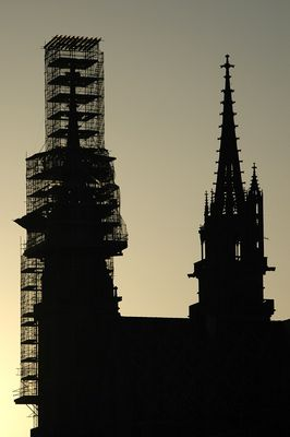 Münster-Silhouette