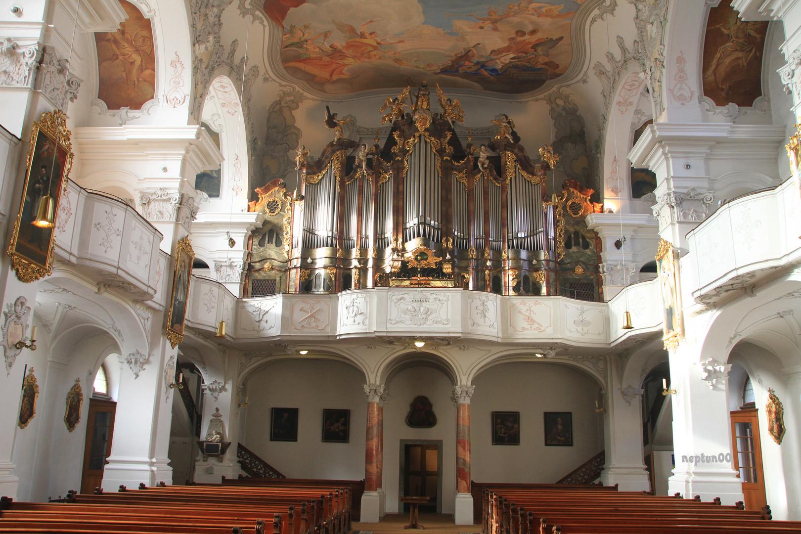 Münster Unser Lieben Frauen in Lindau