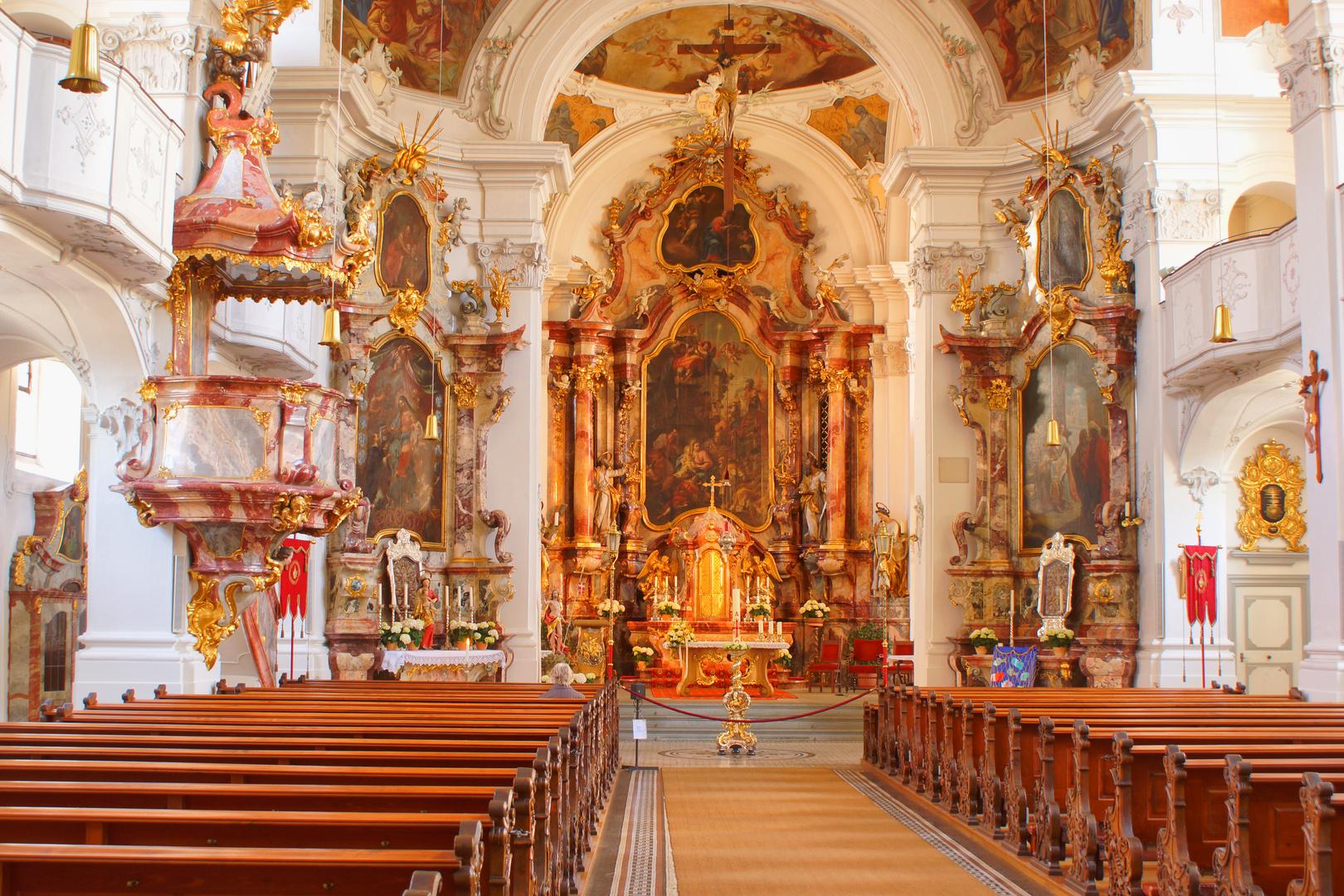 Münster Unserer Lieben Frau in  Lindau