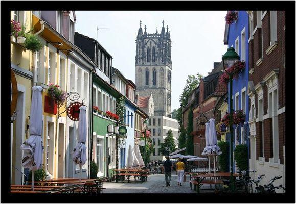 Münster zu Fuss .... (1)