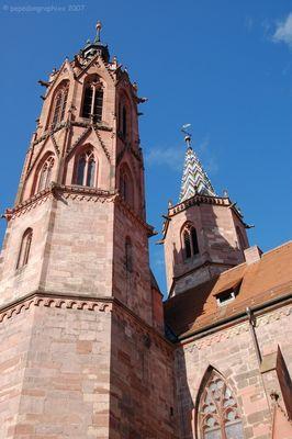 Münsterkirche Villingen