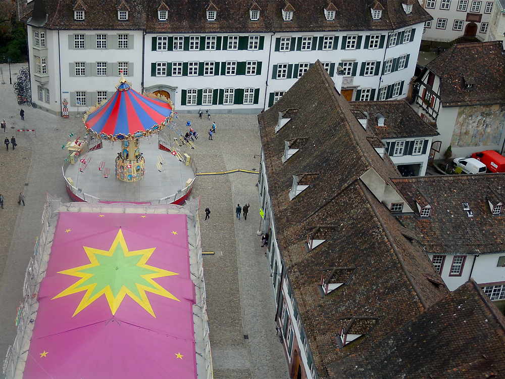 Münsterplatz...