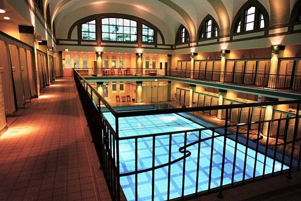 Münstertherme in Düsseldorf
