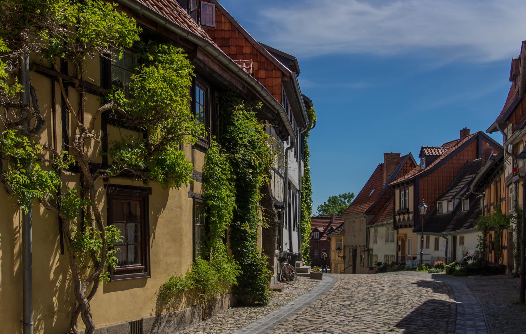Münzenberg II - Quedlinburg/Ostharz